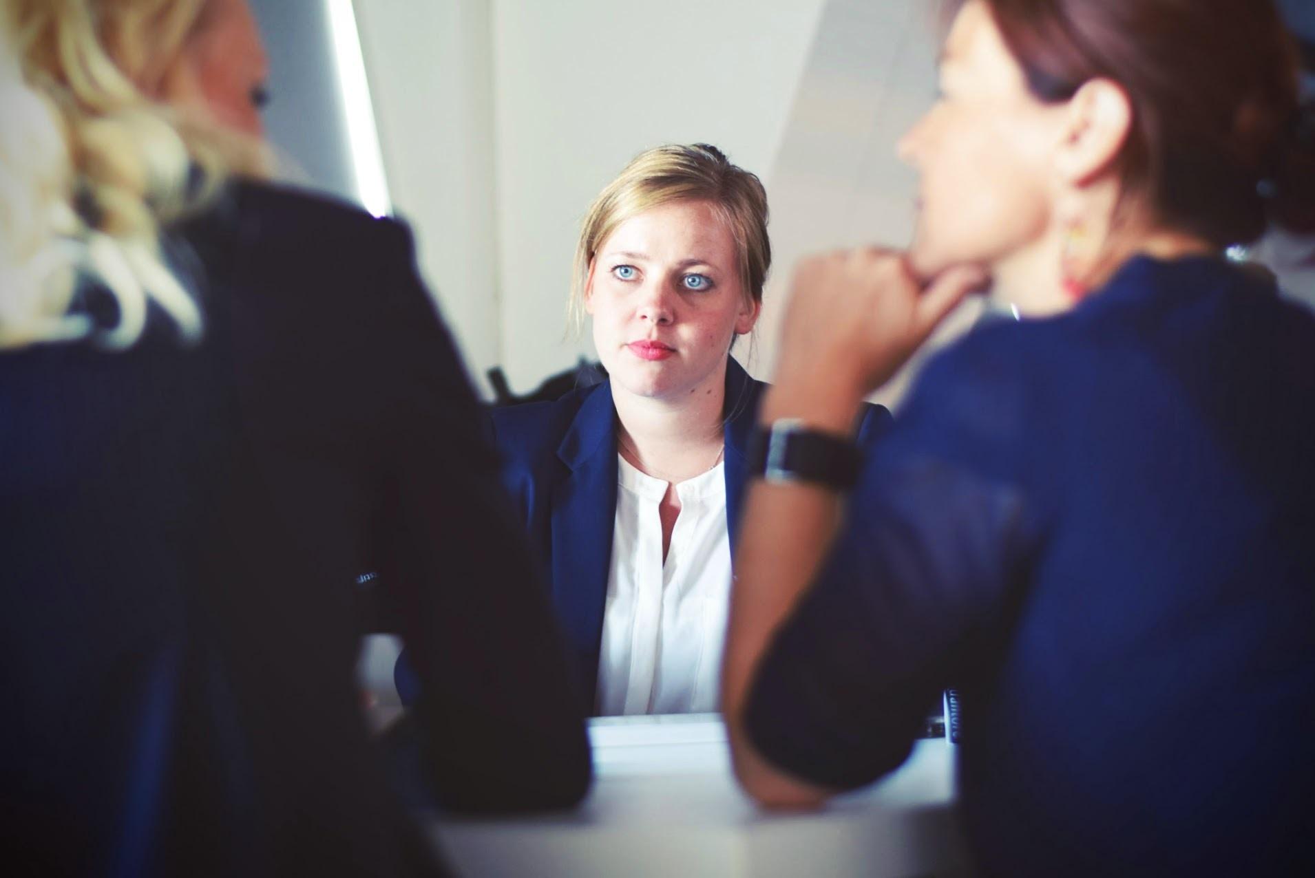 entretien d'embauche anglais questions