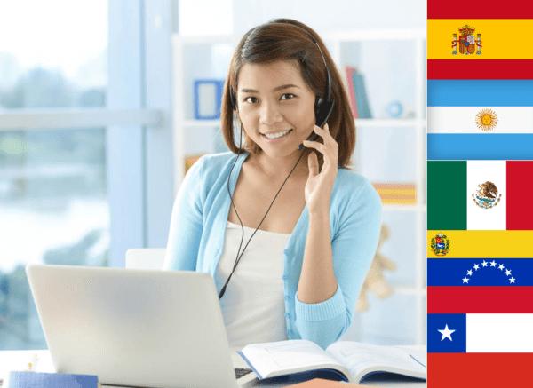 apprendre espagnol en ligne